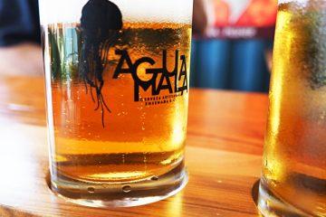 Agua Mala Brewery Beer Sampler. - Baja Beers