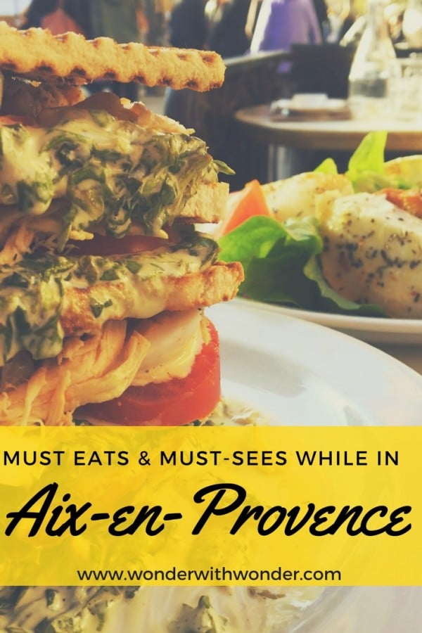 Aix-en-Provence is a lovely city disguised as a small village and we have all the best places to eat, see and shop during your stay.