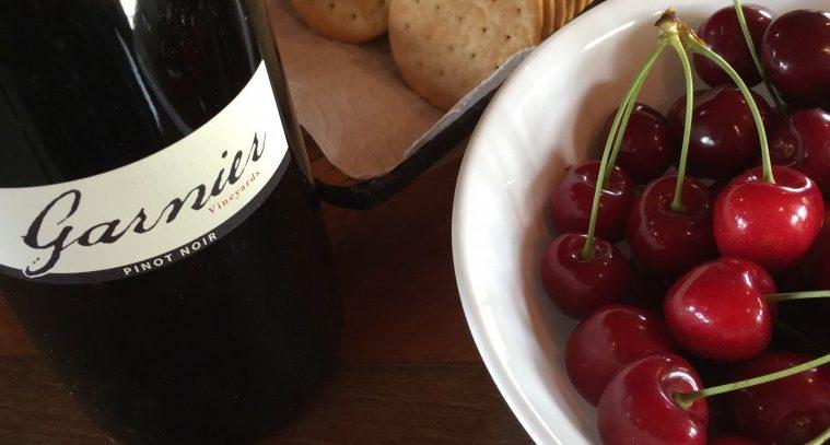 Garnier Winery fruit loop