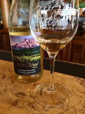 Mt. Hood Winery on The Fruit Loop
