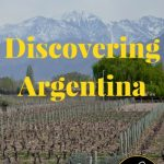 Every time Malbec World Day comes around and I sip a great Malbec, it brings fond memories remembering Mendoza and the beautiful discoveries of Argentina.