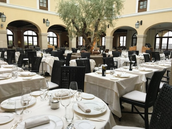 Spa Hotel Adler Dining Room
