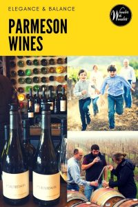 Parmeson Wines