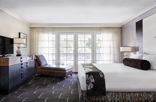 The Scott king suite