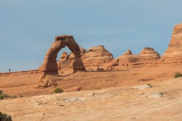 Famous Delicate Arch