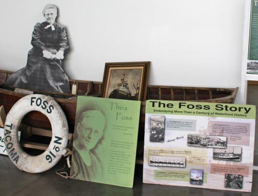 Thea Foss Tacoma