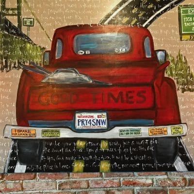 Harmon Truck Tacoma