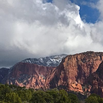 Colob Canyons -Zion National Park