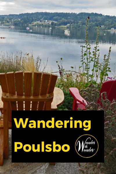 Enjoy wandering Poulsbo, Washington when you want to experience a quiet retreat across Puget Sound from Seattle and a bit of Washington's Norwegian roots.