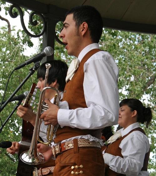 Santa Fe Music - Santa Fe Spanish Market