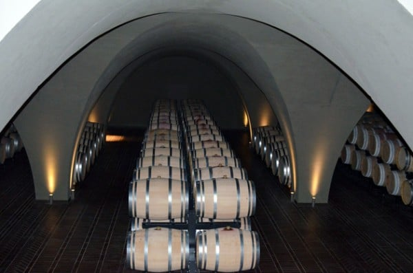 Barrel Room at Val Delle Rose - Maremma