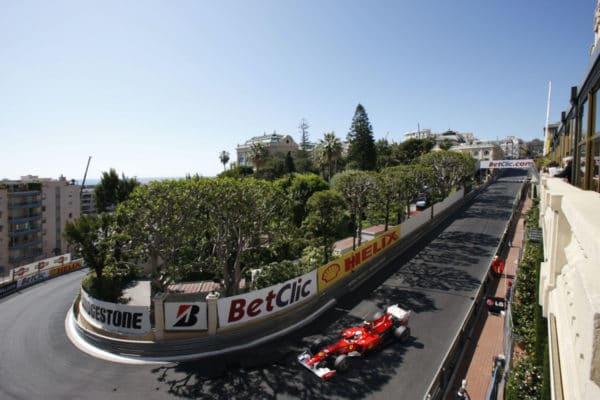 Grand Prix Monte Carlo. Photo by Jolibois