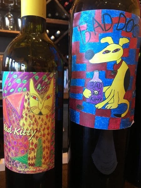 Pendleton Wines