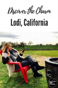 Lodi, CA has a long history of grape growing. While Napa Valley is a close neighbor, Lodi's 80 wineries have a unique charm.