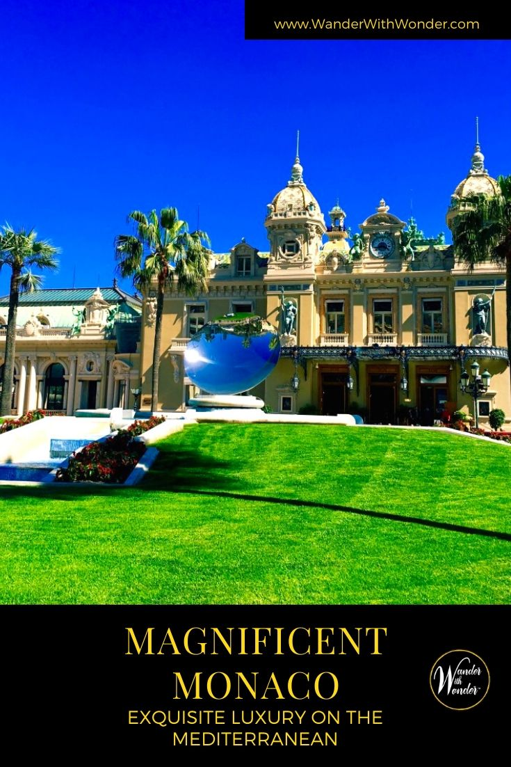 Monaco is a postcard-sized country poised on the Mediterranean coast. As a luxurious retreat surrounded by the French Alps, France, and Italy, it's known for royalty, fast cars, expensive yachts, fine dining high-end shopping, and breathtaking settings.