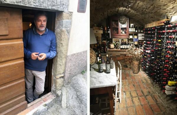 Maurizio Bigoni - Wine Cellar - Maremma