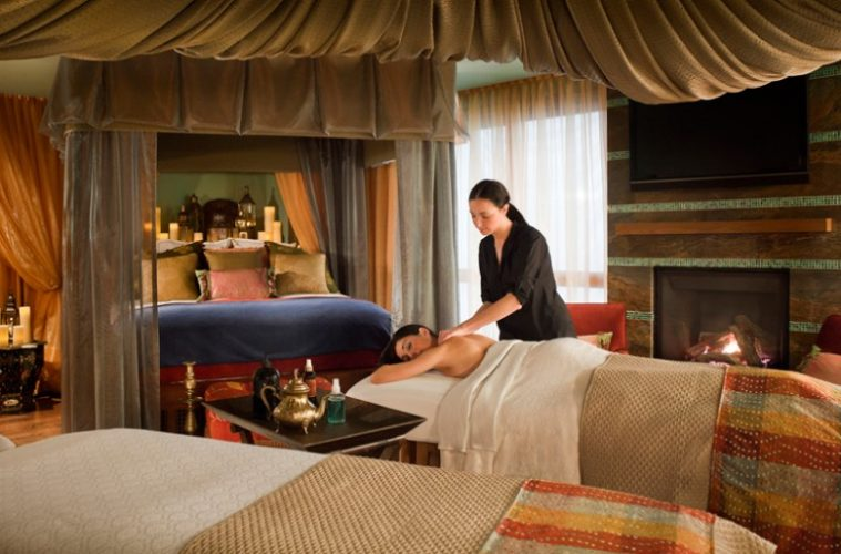 Relax at Joya Spa. Photo courtesy Omni Scottsdale Resort & Spa at Montelucia