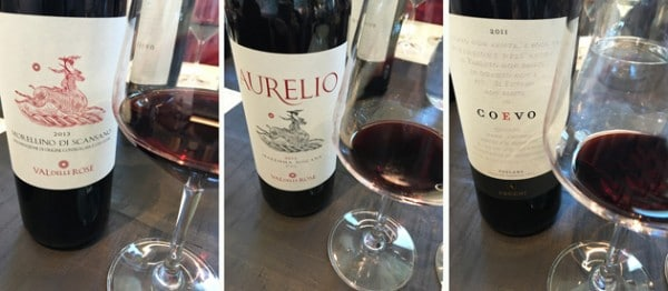 The Wines of Val Delle Rose - Maremma