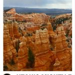 Bryce Canyon National Park is the youngest of the Utah's Mighty 5 National Parks. Find wow moments looking at the hoodoo rock formations at Inspiration Point or other overlooks.