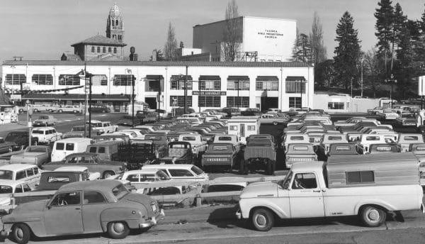 Walker Chevrolet in 1964 Tacoma