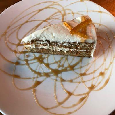 Carrot Cake - Hotel Murano