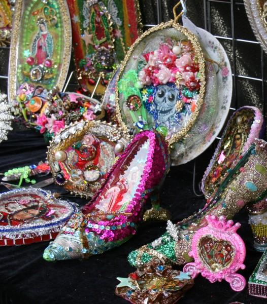 Goldie Garcia - Santa Fe Spanish Market