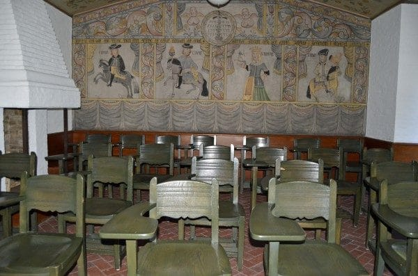 Swedish Room - Pitt Nationality Rooms