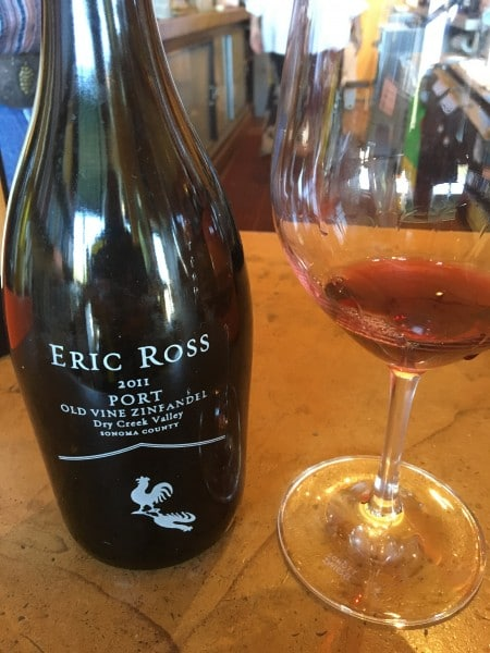 Eric Ross Winery - Port