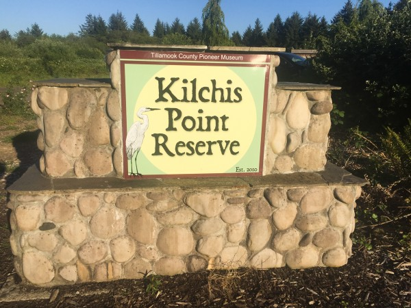 Kilchis Point Reserve Bay City Oregon