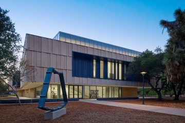 The Anderson Collection, a contemporary art museum with an outstanding permanent collection at Stanford University (Credit: Tim Griffith via press kit)