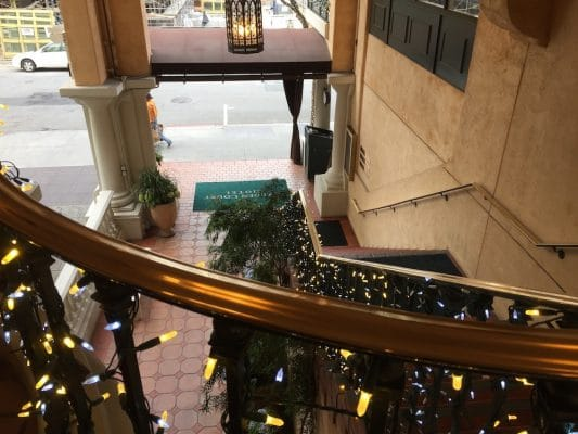 In Palo Alto, CA, the Garden Court Hotel is in the heart of downtown