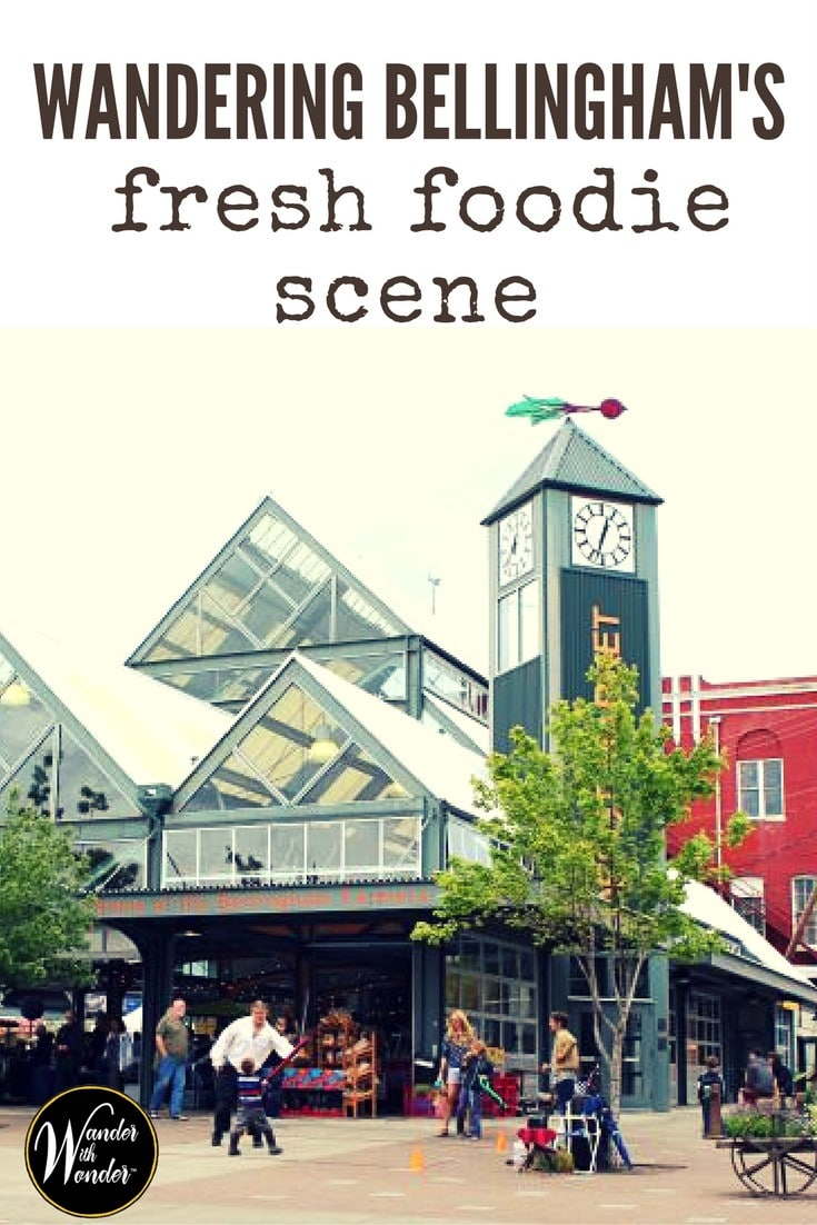 Bellingham is a popular outdoor adventure town but there is a side of this Washington coastal retreat not quite as well known: the Bellingham foodie scene!