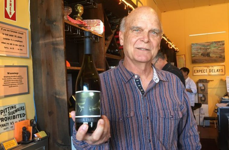Eric Luse of Eric Ross Winery