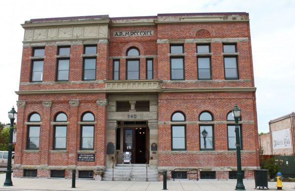 Jefferson Museum - Port Townsend WA