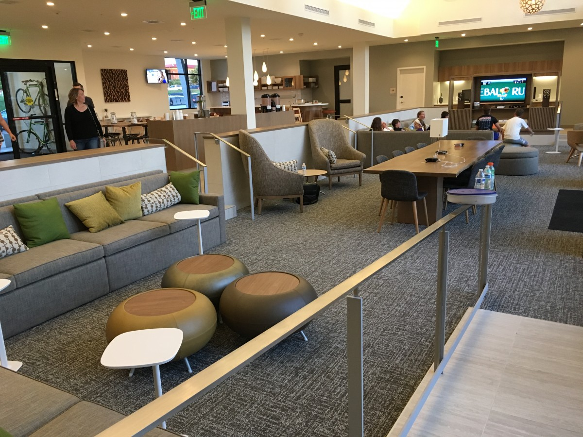 element West Des Moines Blends Modern Comfort with Green Awareness