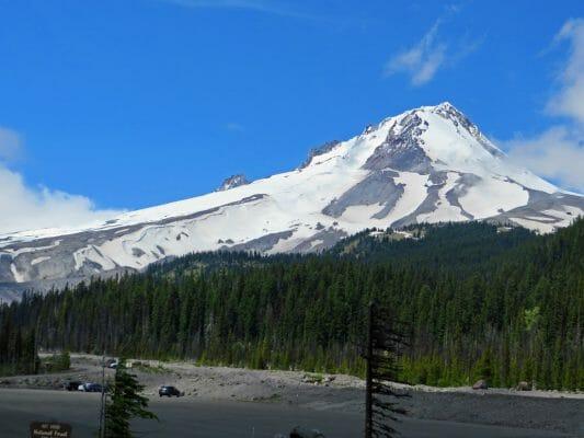 Majestic Mt. Hood - Timberline Lodge