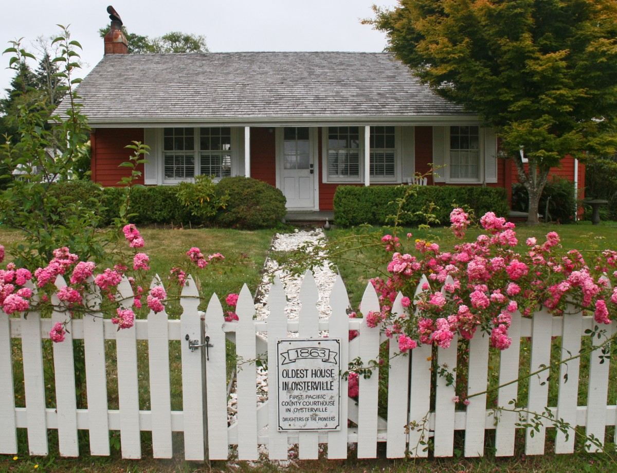 Oysterville's Oldest House