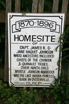 Historic Oysterville