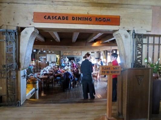 Cascade Dining Room - Timberline Lodge