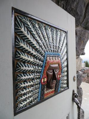 Timberline Door - Timberline Lodge