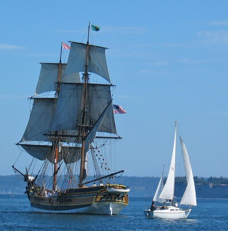 Wooden Boat Festival - Port Townsend WA