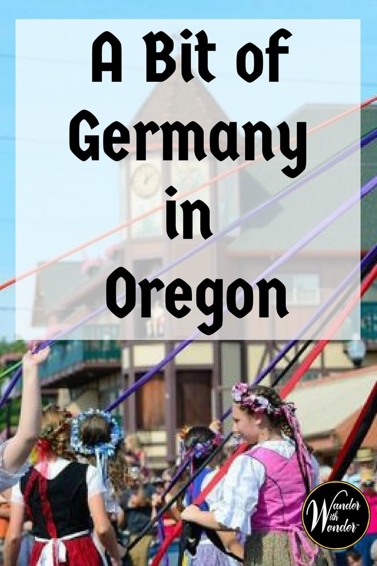 If you are in Oregon wanting to experience the foods of Bavaria, the sounds of a leiderhosen-clad oompah band, sip local brews, then visit Mt. Angel Oregon!