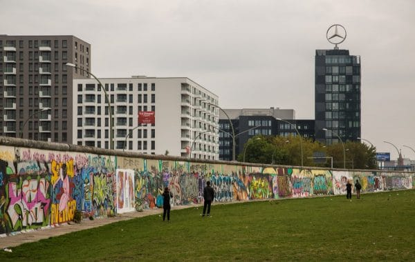 EuroVelo 13 - The Berlin Wall