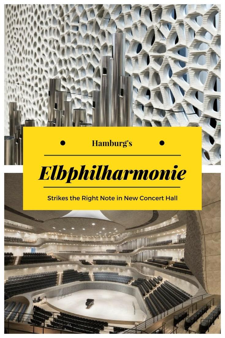 Elbphilharmonie is Germany's latest, most extraordinary