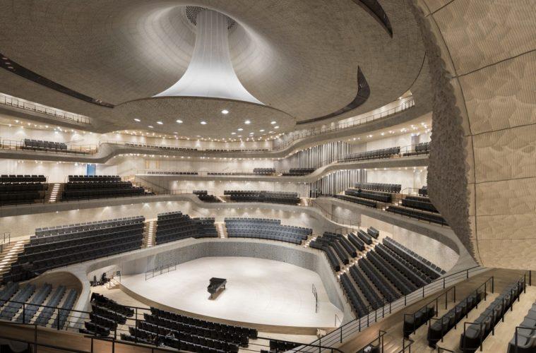Grand Hall, Hamburg Elbphilharmonie