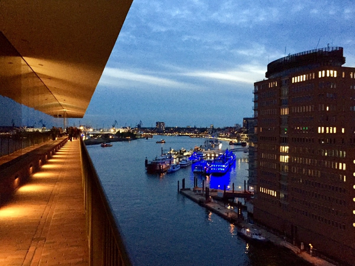 Elbphilharmonie concert hall is Hamburg's newest sensation