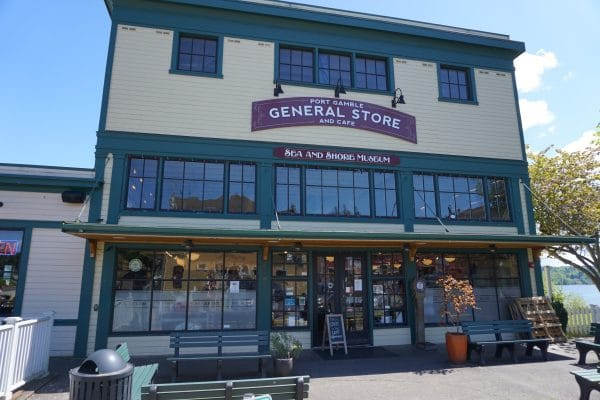 Port Gamble General Store