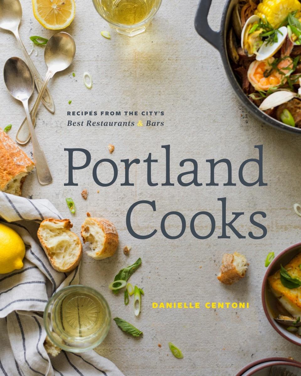 Portland Cooks Cover