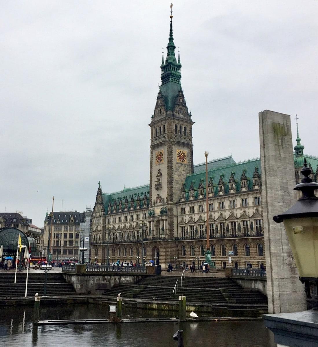 Visiting Hamburg, Germany