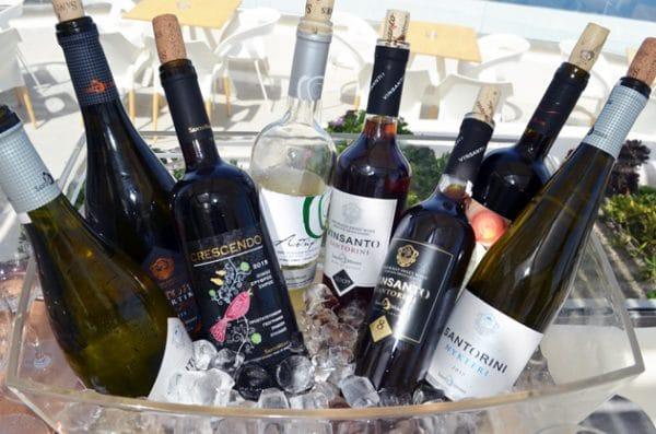 Santo Wines, Santorini Wineries